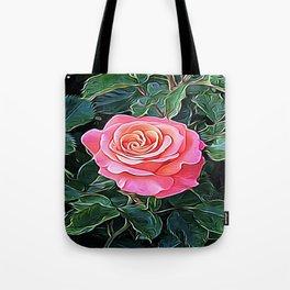 Trembling Flower of Enchantment Tote Bag