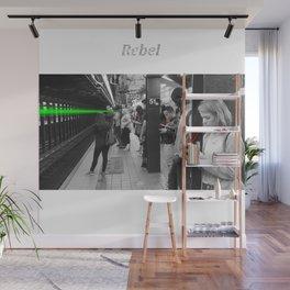 Rebel 1 Wall Mural