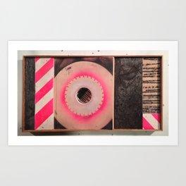 sound barrier  Art Print