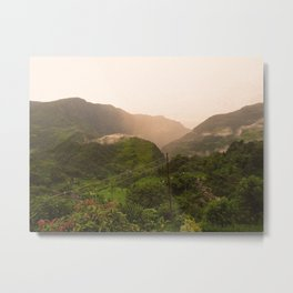 Himalayan Fog - Warmer Metal Print