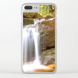 Ilse Waterfall Harz National Park Saxony-Anhalt Germany Ultra HD Clear iPhone Case