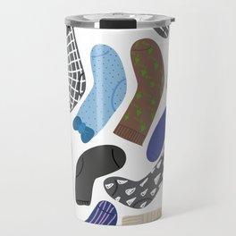 Socks Collections 2 Travel Mug