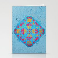 spiritual Stationery Cards featuring Spiritual by Caroline David