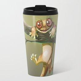 Gecko Correlophus Ciliatus Travel Mug