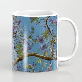 Flowers Tree Costa Rica Coffee Mug