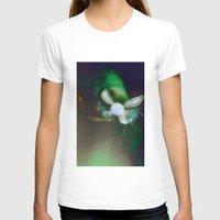 navy T-shirts featuring Navy by Stephano Herrera