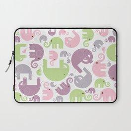 Elephant Stomp Laptop Sleeve