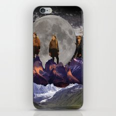 Return To Witch Mountain iPhone & iPod Skin