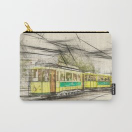 Strassenbahn 24 Bern Carry-All Pouch
