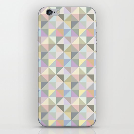 Shapes 003 iPhone & iPod Skin