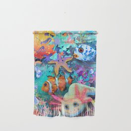 Bubbles Wall Hanging