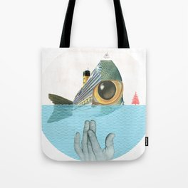Fish & sChips Tote Bag