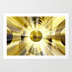 El Dorado. Art Print