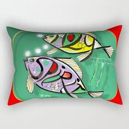 Spiritual 1 Rectangular Pillow