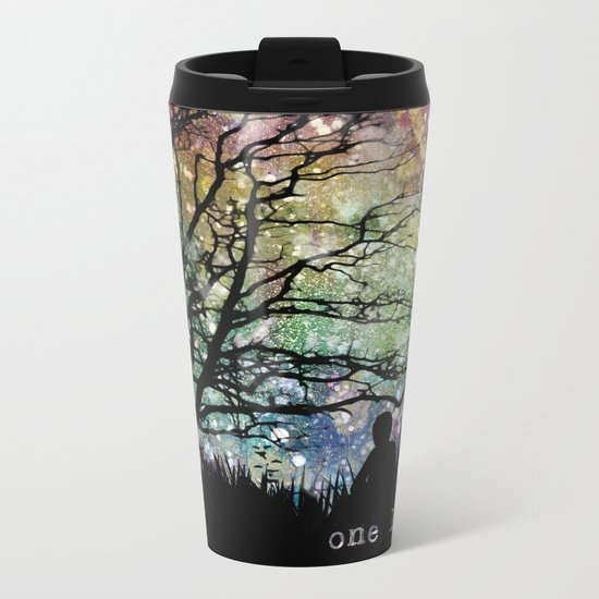 One Love Metal Travel Mug