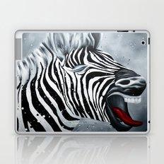Cheeky Zebra Laptop & iPad Skin