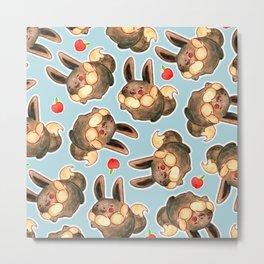 Apple Of My Eevee Metal Print