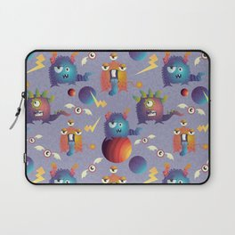 Monster in your head Laptop Sleeve