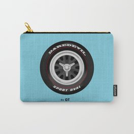 Keep on Rollin' - #5 GT Carry-All Pouch