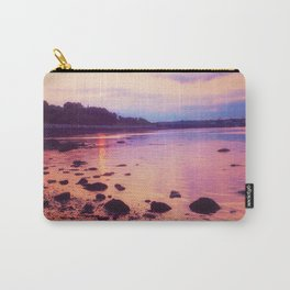 Rocky Coast of Maine Carry-All Pouch