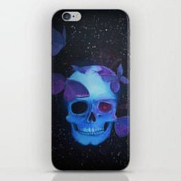 Deathly Attraction iPhone Skin