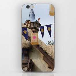 Tangled Tower iPhone Skin
