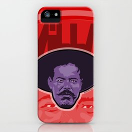 Villa -La Raza 1910 iPhone Case
