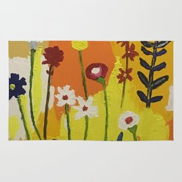 early spring Rug