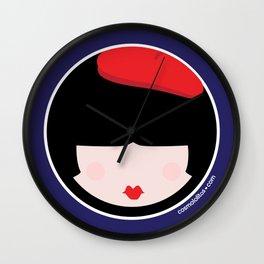 CosmoLULU Wall Clock