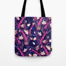 Libertine Midnight Tote Bag