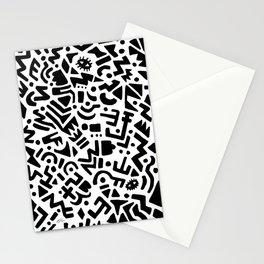 LaMont Pattern Stationery Cards