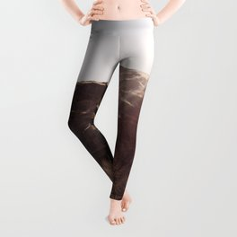 The High Desert Sun - Nature Photography Leggings