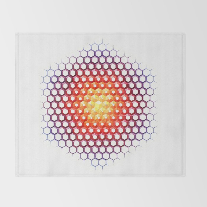 Solcryst Throw Blanket