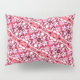 30 degree pink & red Pillow Sham