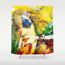 Venere Shower Curtain