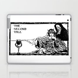 The Second Tale Laptop & iPad Skin