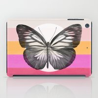 eric fan iPad Cases featuring Flight - by Eric Fan and Garima Dhawan  by Eric Fan