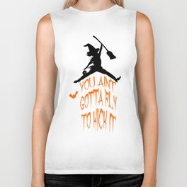 Basketball Halloween Costume | Witch T Shirt Biker Tank