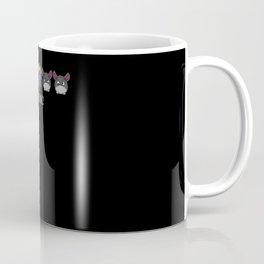Hippo Animals Be Iconic I am Extraordinary Coffee Mug