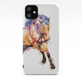 Running Horse iPhone Case