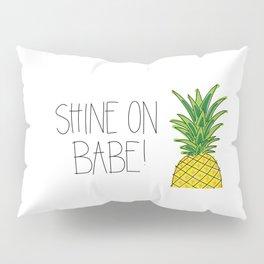Pineapple Shine On Pillow Sham