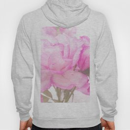 Light Pink Blend Rose #1 #floral #decor #art #society6 Hoody