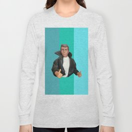 Cool Points - cool colors Long Sleeve T-shirt