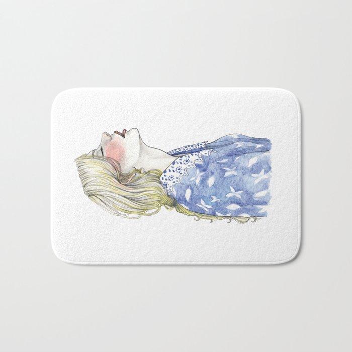 Dreaming Bath Mat