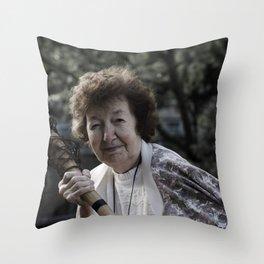 Gran Throw Pillow