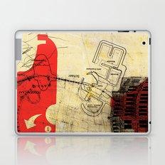 overflow #21 Laptop & iPad Skin