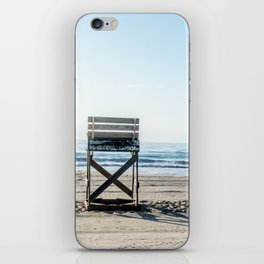 While the Lifeguards Away iPhone Skin