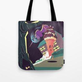 Bad Hair Day - Horror Tote Bag