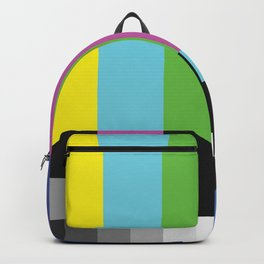 Colour Bars Backpack