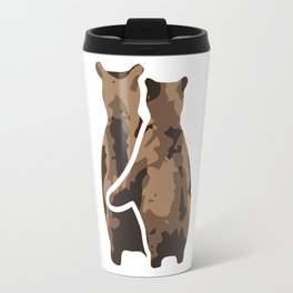 BEAR COUPLE Travel Mug